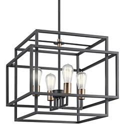 Taubert 4-Light Pendant