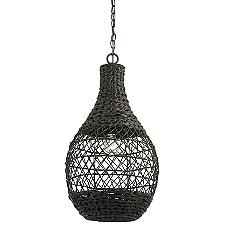 Palisades Outdoor Cage Pendant