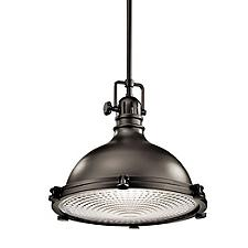 Hatteras Bay Industrial Pendant Light