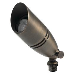 Centennial Brass Fixed Socket Spotlight