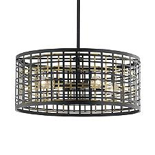 Aldergate Drum Pendant Light