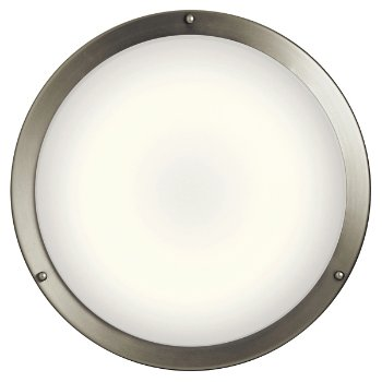 Shown in Brushed Nickel, 14-Inch