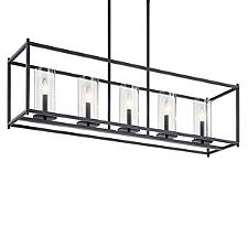 Crosby Linear Chandelier Light
