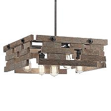 Cuyahoga Mill Pendant Light
