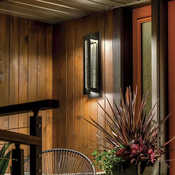 River Path LED Outdoor Wall Sconce