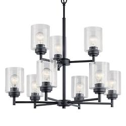 Winslow 9 Light Chandelier