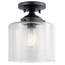 Winslow 1 Light Semi Flush