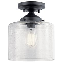 Winslow 1 Light Semi Flush