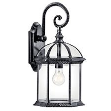 Barrie Outdoor Wall Sconce