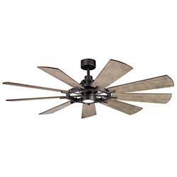 "Gentry 65"" LED Ceiling Fan"