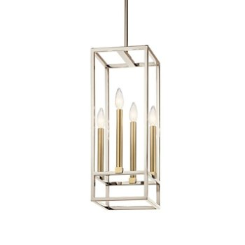 Shown in Polished Nickel with Classic Bronze finish