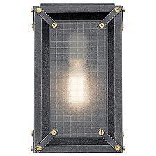Steel Wall Sconce
