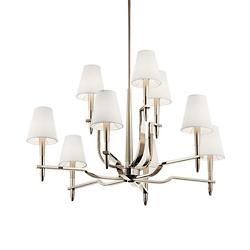 Kinsey 2 Tier Chandelier