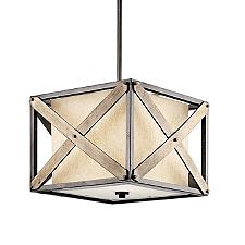 Cahoon Pendant/Semi-Flushmount Light