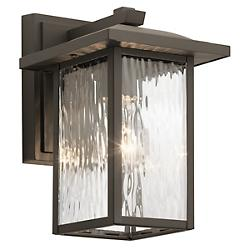 Capanna Outdoor Wall Sconce