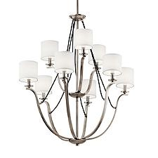 Thisbe 2 Tier Chandelier