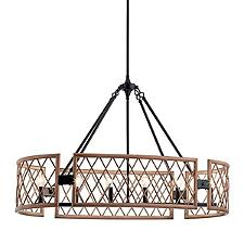 Oana Oval Chandelier