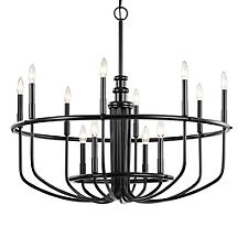 Capitol Hill Two Tier Chandelier