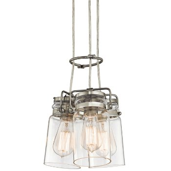 Brinley 3-Light Pendant