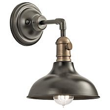 Cobson Mini-Pendant/Wall Sconce/Semi-Flushmount Light