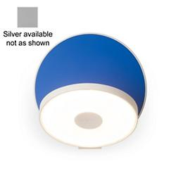 Gravy LED Wall Sconce (Silver/Blue/Hardwired) - OPEN BOX