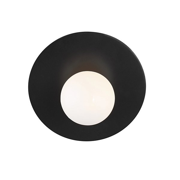 Nodes 1 Light Angled Wall Sconce