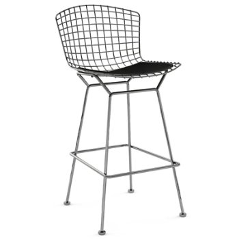 Shown in Common Ground Basalt with Polished Chrome finish, Bar Height