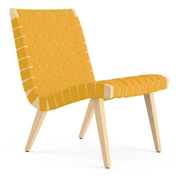 Risom Armless Lounge Chair