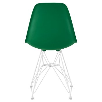 Shown in Kelly Green seat color with Wire Base/White