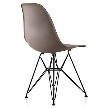 Shown in Sparrow seat color with Wire Base/Black