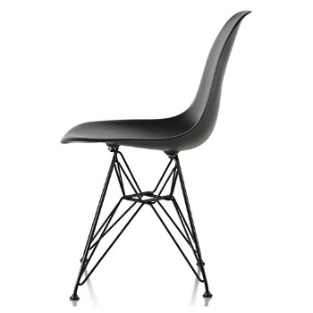 Shown in Black seat color with Wire Base/Black