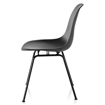 Shown in Black seat color with 4 Leg Base/Black