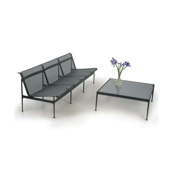Swell Collection Three Seat Sofa