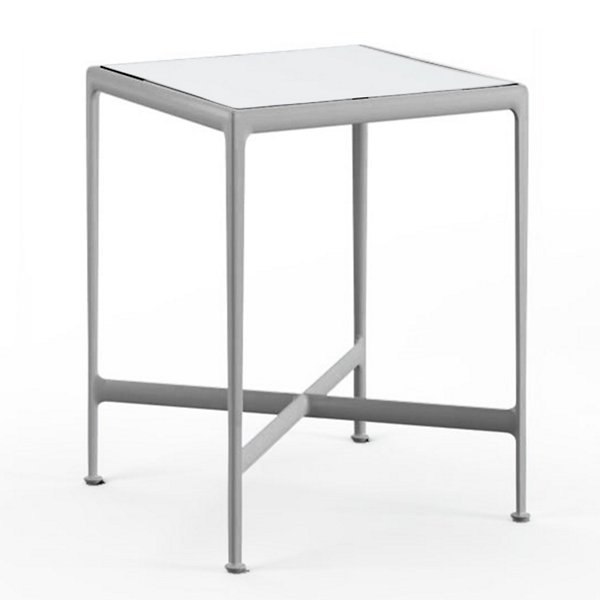 1966 Collection 28-Inch Square High Tables