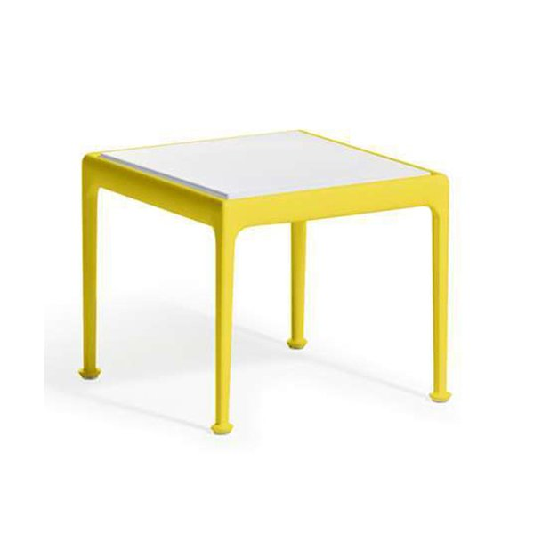 1966 Collection Square End and Coffee Table