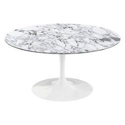 Saarinen 35.75-Inch Round Coffee Table