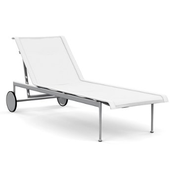 Shown in White with Weatherable Silver frame