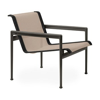 Shown in Bronze Fabric, Dark Bronze Frame, Onyx Trim