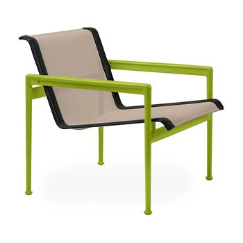 Shown in Bronze Fabric, Lime Green Frame, Onyx Trim