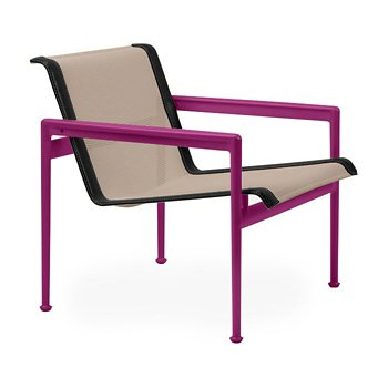 Shown in Bronze Fabric, Plum Frame, Onyx Trim