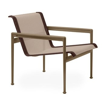 Shown in Bronze Fabric, Warm Bronze Frame, Brown Trim