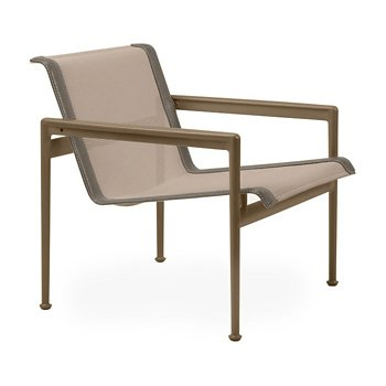 Shown in Bronze Fabric, Warm Bronze Frame, Sand Trim