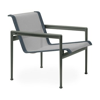 Shown in Aluminum Fabric, Light Bronze Frame, Grey Trim
