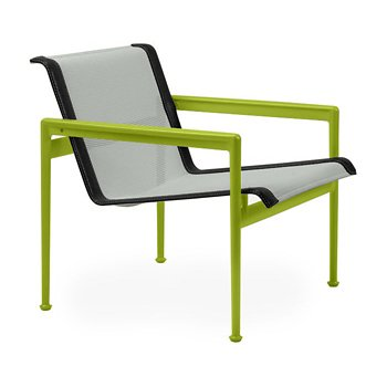 Shown in Grey Tone Fabric, Lime Green Frame, Onyx Trim