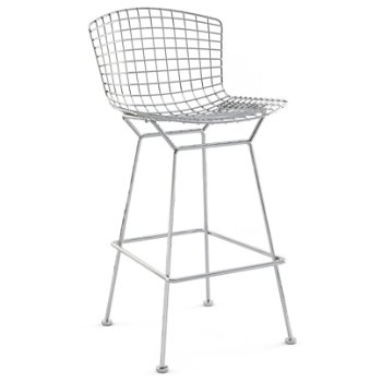 Shown in Polished Chrome finish, Bar Height
