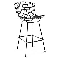 Bertoia Barstool, Unupholstered - Outdoor  -  Authorized Retailer