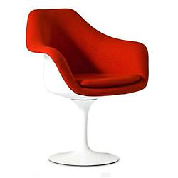 Tulip Armchair, Fully Upholstered