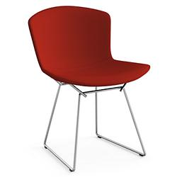Bertoia Side Chair, Fully Upholstered