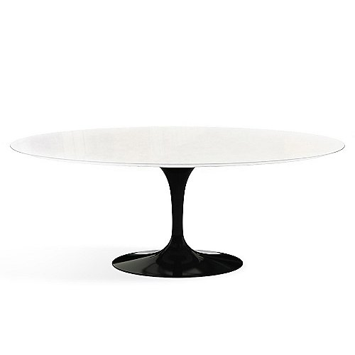 Saarinen Inch Oval Dining Tableand Outdoor By Knoll At Lumenscom - Saarinen outdoor dining table