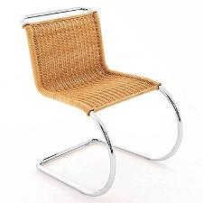 MR Rattan Side Chair
